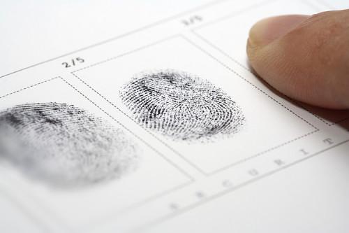длительное хранение отпечатков пальцев